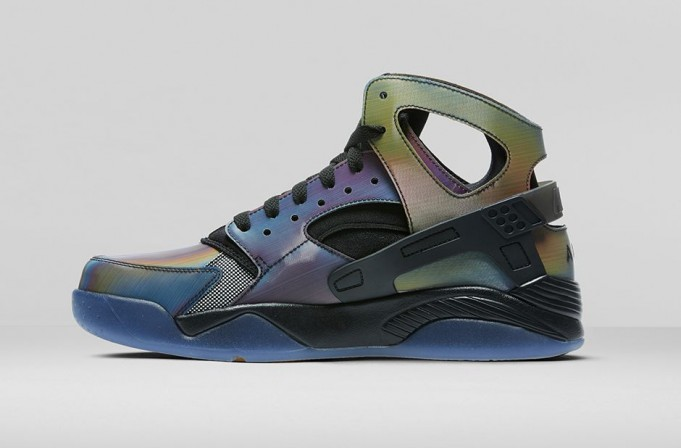 buy popular 9d516 4b430 Fashion Sneakers Nike Air Flight Huarache Premium Quai 54 Shoe For Sale