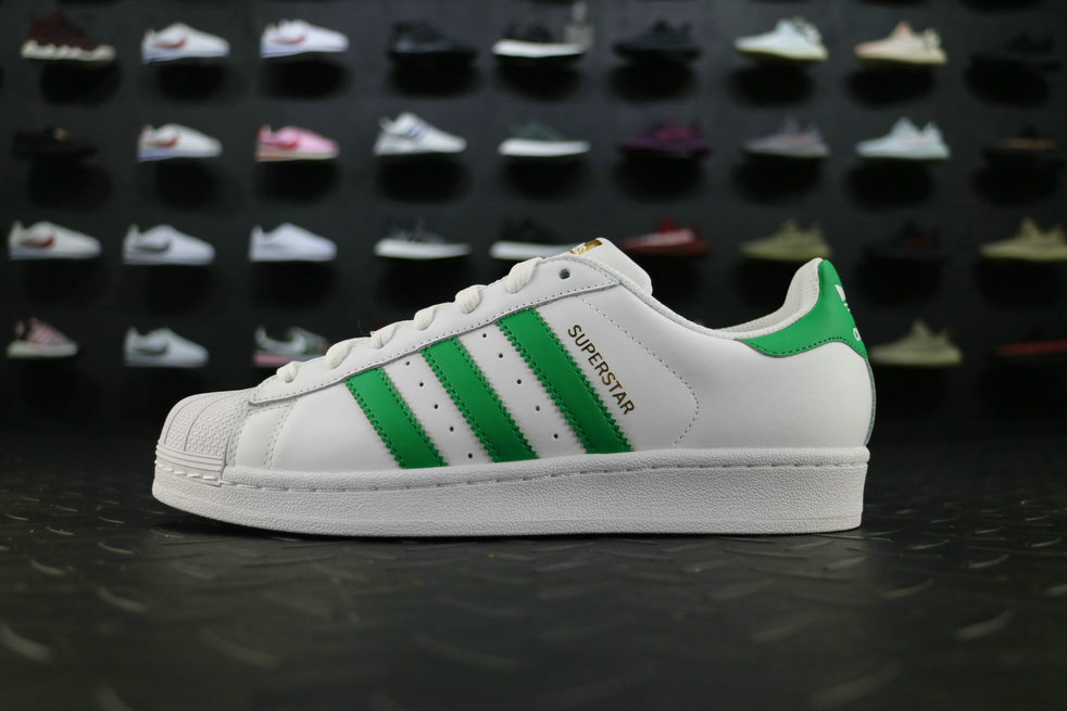 adidas Super Esat Live BY3722 White Green adidas Shoe For Sale