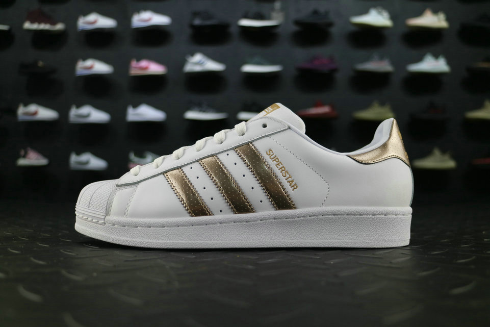 adidas Super Esat Live BB1428 White Gold adidas Shoe For Sale