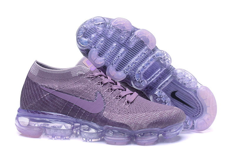 new products 28dfe 0f34c 2018 Nike Air VaporMax 2018 Purple Shoe For Sale