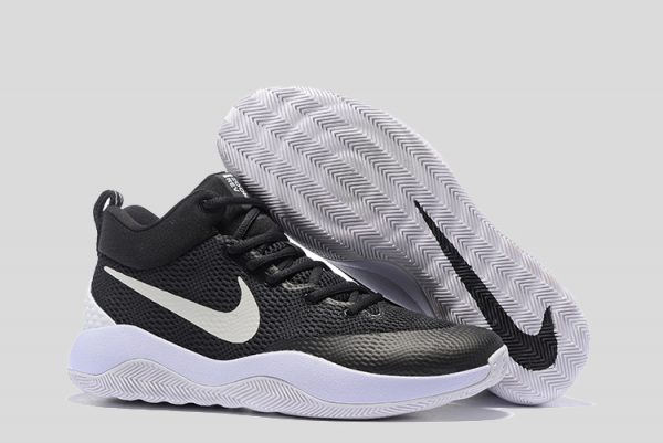 release date: 6ca52 2aadf Official Nike Hyperrev 2017 Black White Basketball Shoes Online