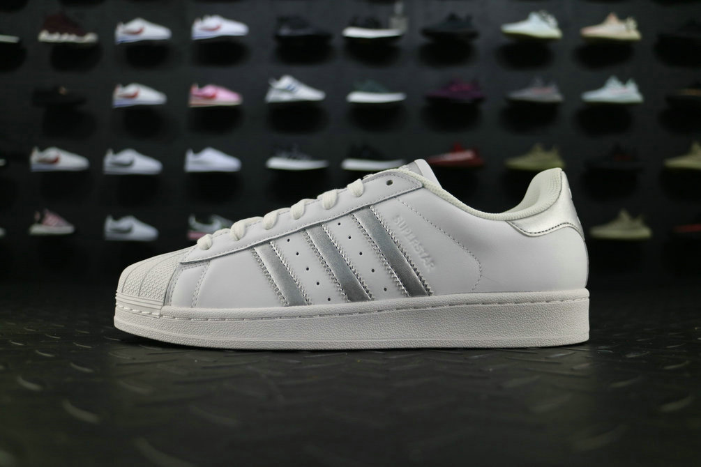 adidas Super Esat Live AQ3091 White Silver adidas Shoe For Sale