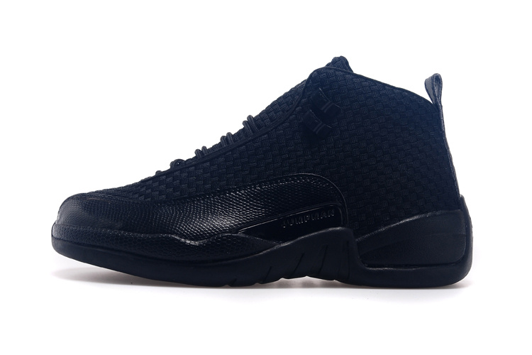 Air Jordan 15LAB12 All Black For Sale Online