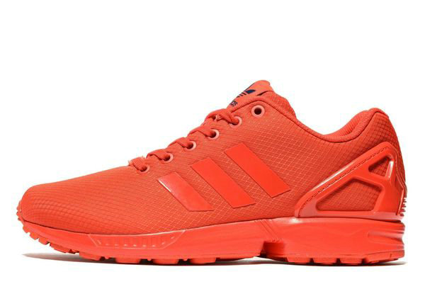 f70156118cb1 adidas Originals ZX Flux Ripstop Red 249807 adidas Boost For Sale