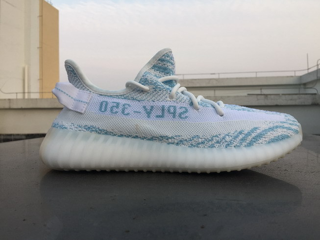 cbd191aaf5cad Fashion Sneakers adidas Yeezy Boost 350 V2 Blue Zebra Boost For Sale
