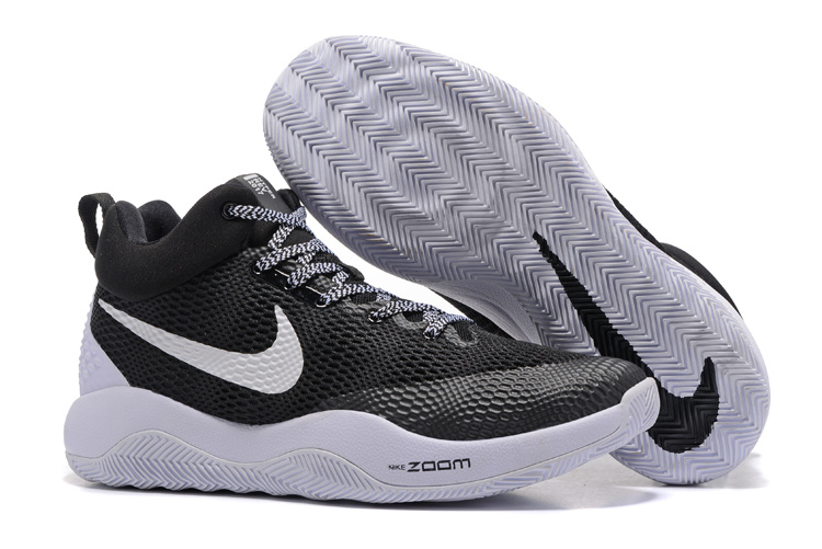Official Nike Hyperrev 2017 Mens Black White Online