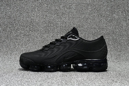 Nike Air Max 20185 VaporMax Black All Running Shoe For Sale