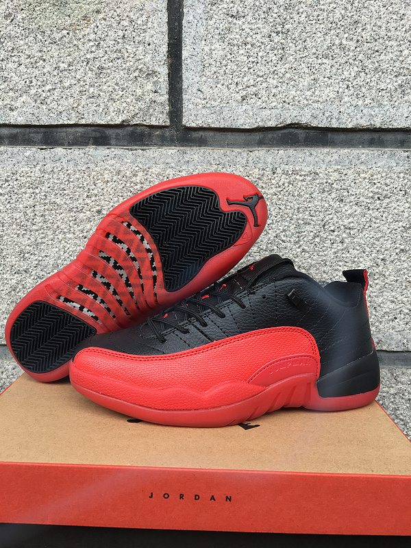 Cheap Air Jordan 12 Mens Low Flu Game Shoe