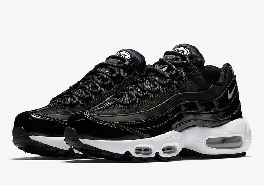 Nike Air Max 95 Nike The Force is Female Black AH8697-001 Shoe For Sale