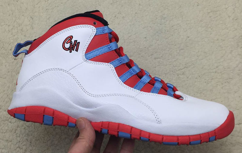 low priced ddcfb 2fa20 2016 Air Jordan 10 Chicago Flag for Sale